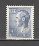 Luxemburg.1991 Marele Duce Jean de Luxemburg  SL.795, Nestampilat