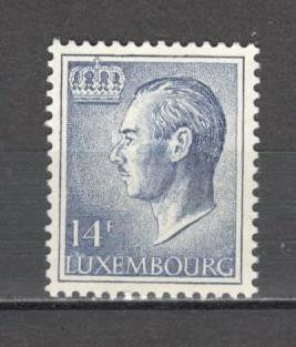 Luxemburg.1991 Marele Duce Jean de Luxemburg  SL.795