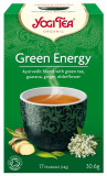 Ceai Bio ENERGIE VERDE, 30.6g Yogi Tea