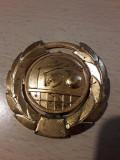 Placheta metal volei romaneasca perioada comunista
