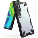 Carcasa Ringke Fusion X Xiaomi Mi Note 10/10 Pro Black