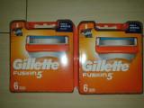 Set 12 rezerve Gillette Fusion PACHET ECOMONIC