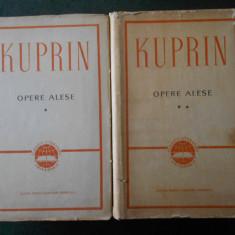 KUPRIN - OPERE ALESE 2 volume (1964, editie cartonata)