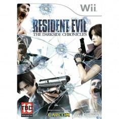 Resident Evil Darkside Chronicles  - Nintendo Wii [Second hand], Shooting, 16+, Multiplayer
