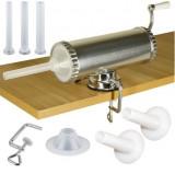 Cumpara ieftin Carnatar Masina Aparat Manual Umplut Facut Carnat 1.5kg Orizontal 5 Palnii