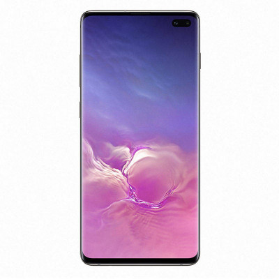 Smartphone Samsung Galaxy S10 Plus G975 512GB 8GB RAM Dual Sim 4G Ceramic Black foto