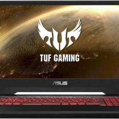 Laptop Gaming Asus TUF FX505DT-AL027 (Procesor AMD Ryzen 7 3750H (4M Cache, up to 4.00 GHz), 15.6inch FHD, 8GB, 512GB SSD, nVidia GeForce GTX 1650 @4G