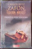 Adevarul de Lux Jurnalul Polirom Printul Din Negura Carlos Luiz Zafon Librarie