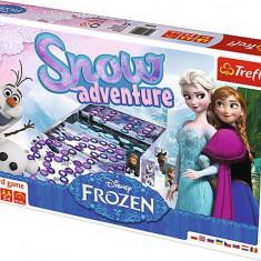 Joc Snow Adventure Frozen