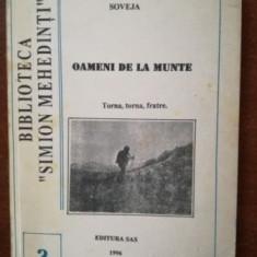Oameni de la munte- Soveja