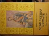Istoria moderna a României, manual vechi, Clasa 9, Istorie
