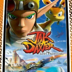 Joc PSP Jak and Daxter The Lost Frontier Essentials