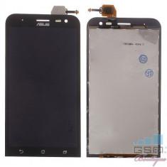 Display Cu Touchscreen Asus Zenfone 2 Laser ZE500KL Negru