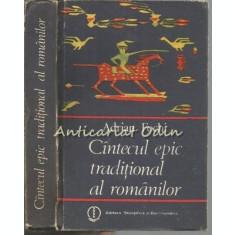 Cintecul Epic Traditional Al Romanilor - Adrian Fochi
