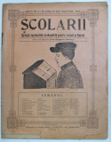 SCOLARII , REVISTA INSTRUCTIVA SI EDUCATIVA PENTRU SCOLARI SI TINERET , ANUL I , NO. 11 , AUGUST - SEPT. 1915