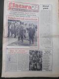 Ziarul Flacara 11 septembrie 1987