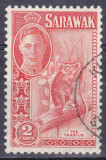 Sarawak 1950-1952