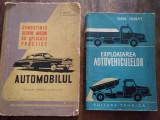 Lot carti automobile/ circulatie