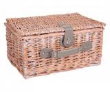 Cumpara ieftin Cos picnic pentru 4 persoane - Creaciones Meng, Roz