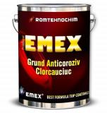 Grund Anticoroziv Clorcauciuc EMEX, Galben, Bidon 6 Kg