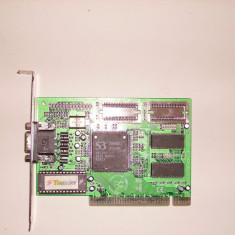 Placă video PCI S3 Trio64V+ (86c765)