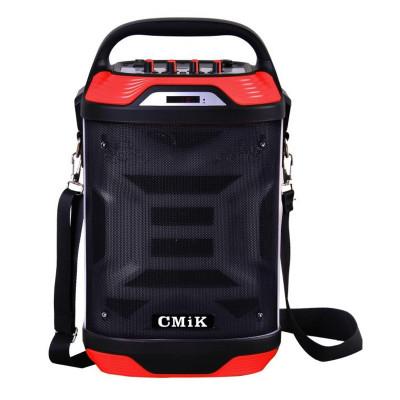 Boxa audio activa cu radio CMiK MK-B21, acumulator incorporat foto