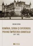 Romania,Serbia si diferendul privind impartirea Banatului | Bogdan Catana, Cetatea de Scaun