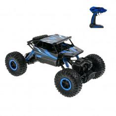 Vehicul cu telecomanda Rock Crawler, scara 1:18, 3 ani+
