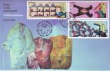 2006 Romania, FDC Artisti contemporani Ciprian Paleologu Proiectul Uman LP 1749
