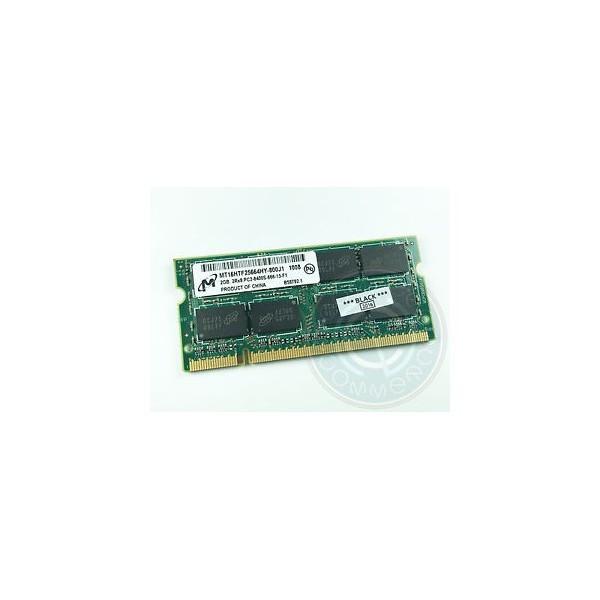 Memorie Laptop - MICRON 2GB 2Rx8 PC2 6400S 666 13 F1 DDR2