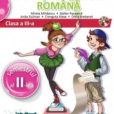 Limba si literatura romana. Manual pentru clasa a III-a. Semestrul II