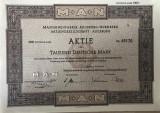 Actiune MAN 1000 deutsche mark 1955