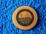 Insigna fotbal - Federatia de fotbal din SAN MARINO (Arbitru)