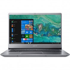 Laptop Acer Swift 3 SF314-56-56X3 14 inch FHD Intel Core i5-8265U 8GB DDR4 256GB SSD Windows 10 Home Silver