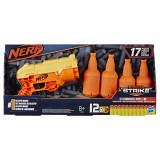 Cumpara ieftin Blaster Nerf Alpha Strike Cobra Rc 6 Tgt