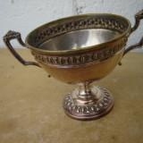 Frumoasa cupa argintata