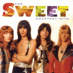 Sweet Greatest Hits (cd)