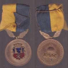 Ungaria 1941 - Medalie motociclism KMAC