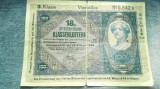 Bilet de loterie vechi 1928 Austria 18. Osterreichische Klassen Lotterie 12 Marz