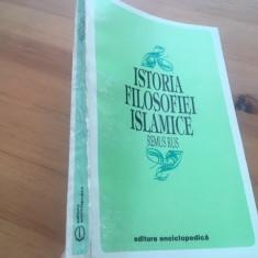 REMUS RUS, ISTORIA FILOSOFIEI ISLAMICE