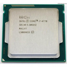 Procesor Intel Core i7-4770 3.40GHz, 8MB Cache, Socket 1150