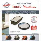 Filtru Hepa ZR005901 pentru aspirator Rowenta Compact Power + Filtru de spuma