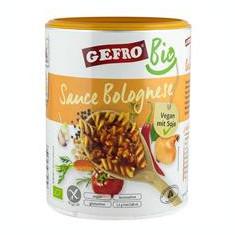 Sos Bolognese Fara Gluten Bio 400gr Gefro Cod: GF20504