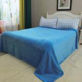 Cumpara ieftin PATURĂ COCOLINO PUFOASĂ SUBTIRE (ALBASTRU)