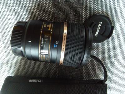 obiectiv Tamron SP AF 90mm f/2.8 Di Macro 1:1 (Nikon) foto