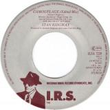 "Stan Ridgway - Camouflage (1986, I.R.S.) Disc vinil single 7"""