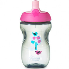 Cana Explora Sports 300 ml Roz, Tommee Tippee