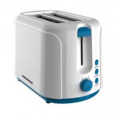 Prajitor de paine Heinner TP-750BL Charm 750W alb / albastru