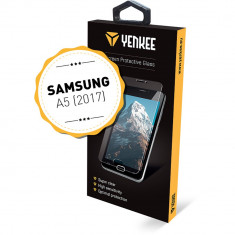 Yenkee, Tempered Glass, Folie protectie sticla securizata Samsung Galaxy A5 2017 (A520) transparenta