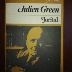 Jurnal- Julien Green